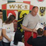 Nasi zawodnicy na podium na MP w strzelectwie pneumatycznym we Wrocławiu