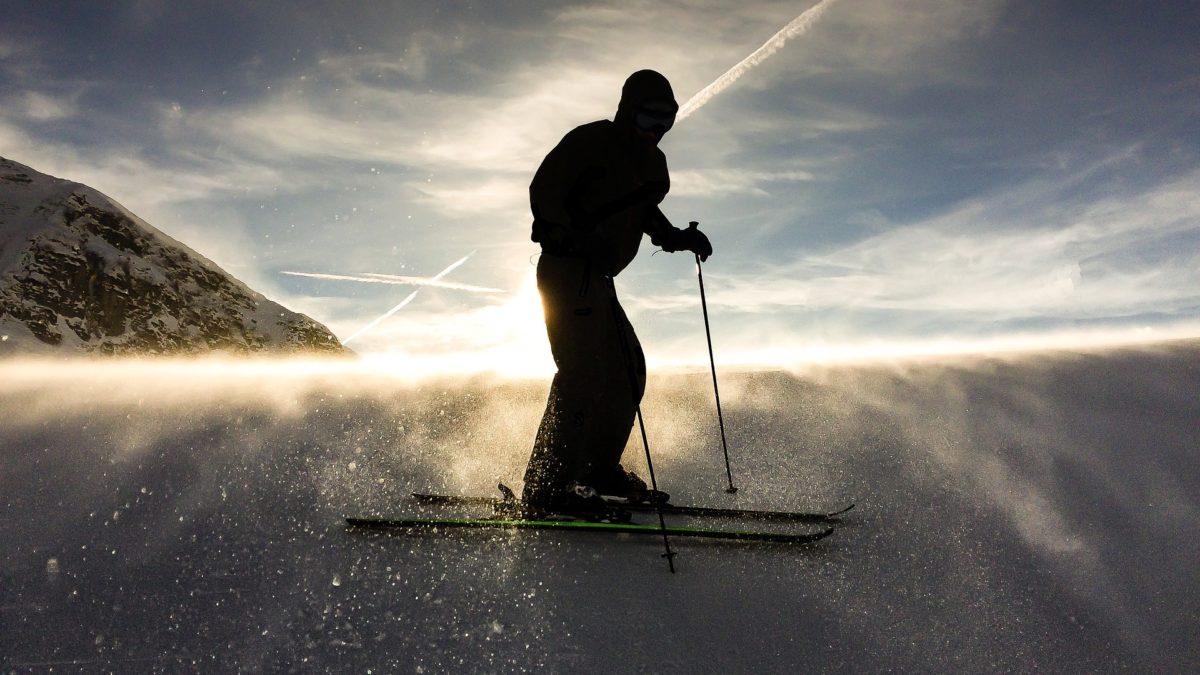 Obóz narciarski 2018
